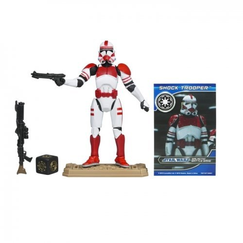 Star  (Shock Trooper Costumes)