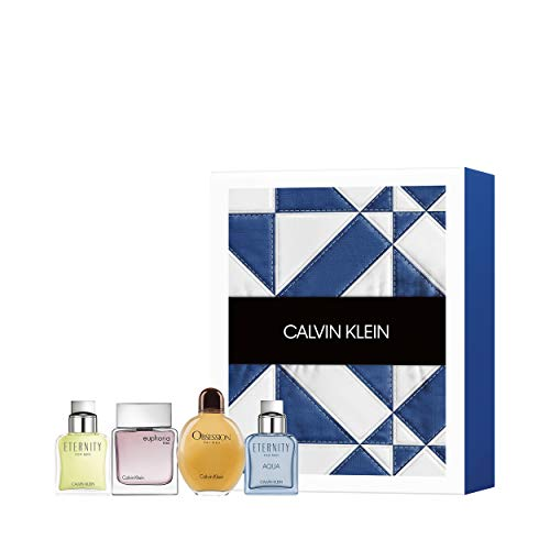 Calvin Klein Men's Coffret Giftset, 2.0 fl. oz. (Calvin Klein Obsession For Men Gift Set)