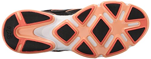 Ryka Black Shoe Plus Nectar Peach Coral Women's Devotion Walking Fusion 1nrawP17q