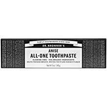 Dr. Bronner's Magic Soaps Toothpaste (Anise) 5 oz by Dr. Bronner's
