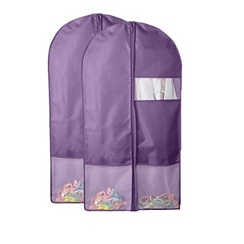 garment bag purple dance - 5