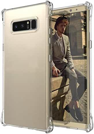 For Samsung Galaxy Note 8, Mchoice Silicone Soft TPU Gel Case Cover