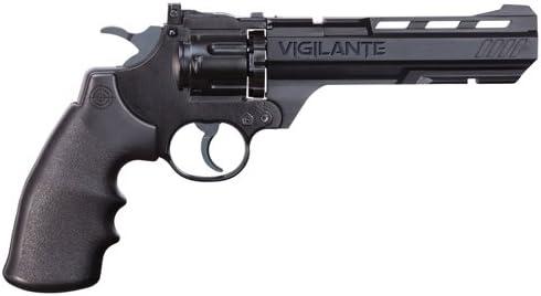 Crosman CCP8B2 Vigilante CO2 .177-Caliber Pellet and BB Revolver