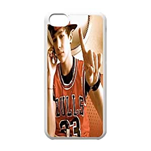 DDOUGS Austin Mahone DIY Cell Phone Case for Iphone 5C, Discount Austin Mahone Case