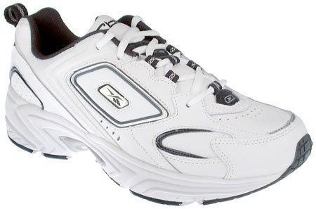 Reebok Mens Overspeed Sneaker Rxt Bianco / Blu Scuro