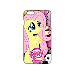 Angl 3D Case Cover Cartoon Cute My Little pony Phone Case for iPhone6
