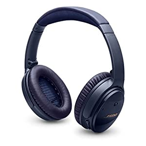 bose noise cancelling headphones blue. bose quietcomfort 35 wireless bluetooth noise cancelling headphones - blue limited edition 5