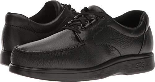 SAS Men's, Bouttime Lace up Shoes Black 8.5 - Small Form Sas
