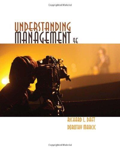 Download By Richard L. Daft Understanding Management (9th Ninth Edition) [Paperback] pdf epub