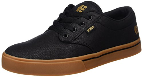 Etnies Mens Men's Jameson 2 ECO Skate Shoe, Black/Bronze, 10 Medium US
