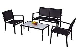 SKB Family 4 pcs Outdoor Patio Furniture Set