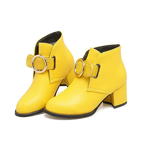 Sandali Sconosciuto Zeppa Donna Yellow Con 1to9mns02495 TTR6xB8