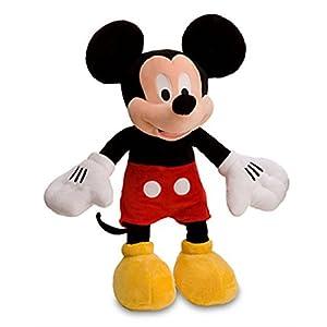"Disney Mickey Mouse Plush Toy -- 17'' - 41PwBkzg2wL - Disney Mickey Mouse Plush Toy — 15"""