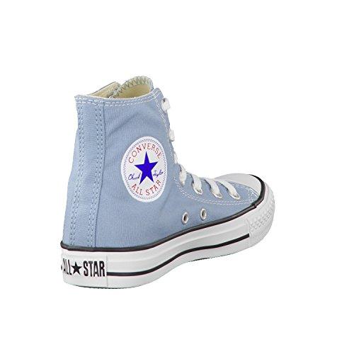 Converse Unisex-Erwachsene All Star Hi Canvas Seasonal Kurzschaft Stiefel Blau