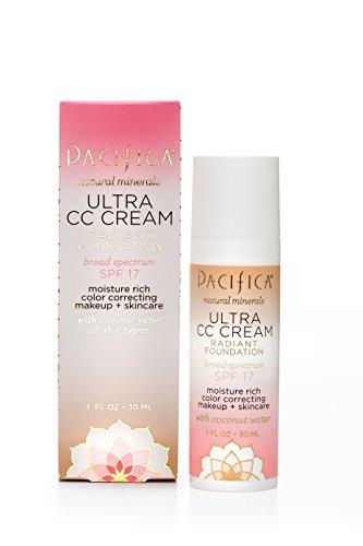 Pacifica Ultra CC Cream Radiant Foundation Warm/Light