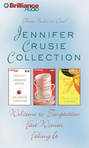 Download Jennifer Crusie Collection: Welcome to Temptation, Fast Women,  and Faking It pdf epub