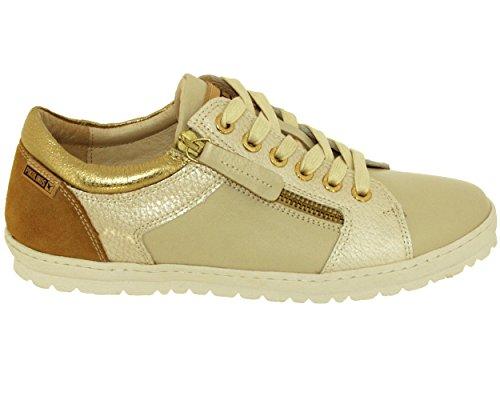 Pikolinos Damen Lagos 901 Sneaker Marfil