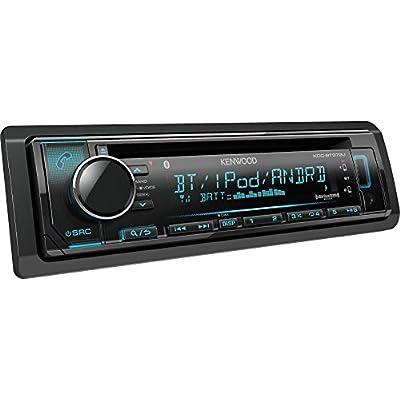 Kenwood KDCBT372 CD Receiver with Bluetooth KDC-BT372U