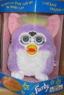 Special Limited Edition Spring Furby from Tiger