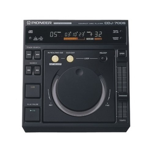 Pioneer プロフェッショナルCDプレーヤー CDJ-700S B0000C9CWM