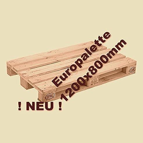 Europaletten Europalette Tauschpalette 1200x800mm NEU - IPPC ...
