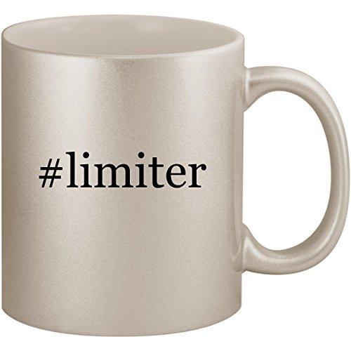 Price comparison product image #limiter - 11oz Ceramic Coffee Mug Cup, Silver