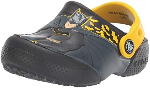 Crocs Kids' Boys and Girls Iconic Batman Clog