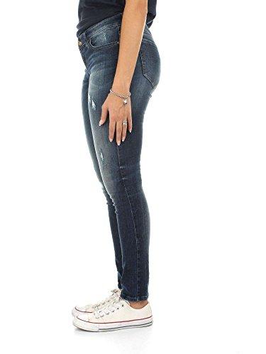 Jeans 0684d Skinzee Diesel Low Denim Donna 00s0eb qFB0T0A4