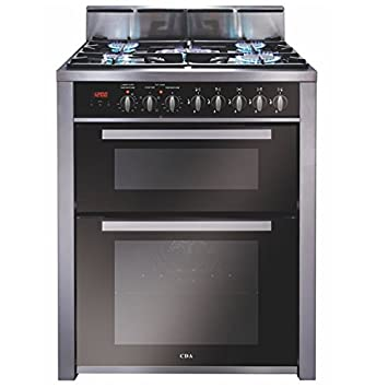 CDA RV701SS Freestanding Stainless Steel Gas Hob Cooker: Amazon.co ...