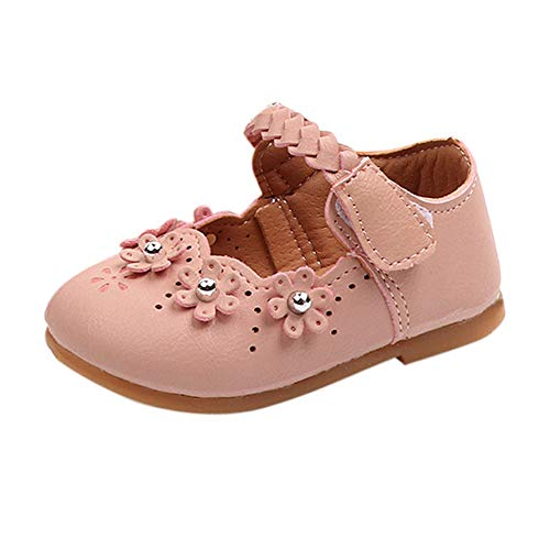 Infant Baby Toddler Girls Princess Shoes for 0-4