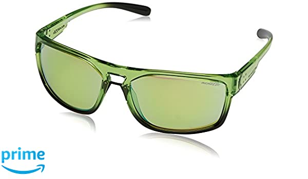 Amazon.com: Arnette Mens Brapp Iridium Rectangular ...