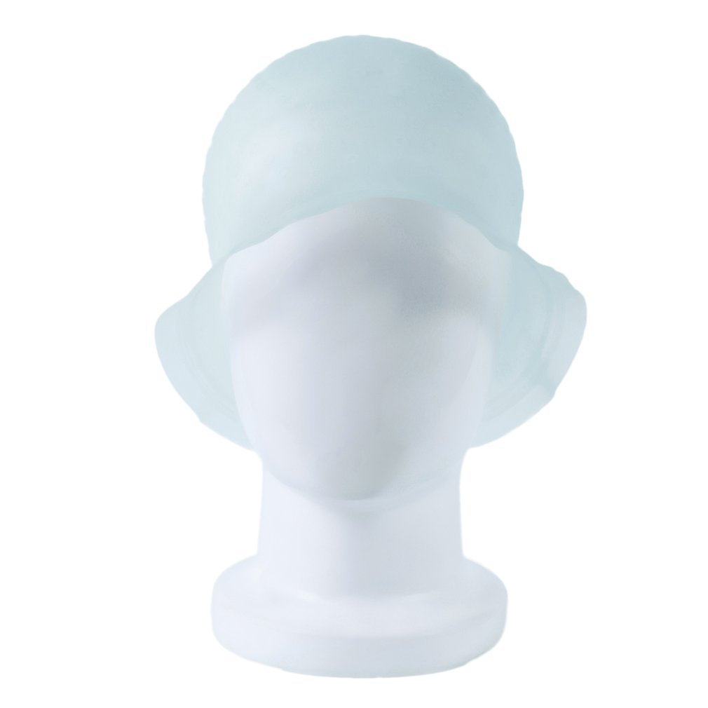 YTCYKJ Professional Reusable Hair Colouring Highlighting Dye Cap Frosting Tipping