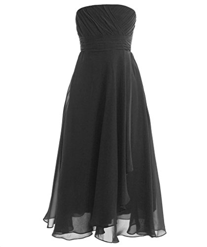 long black evening dress size 10 - 8