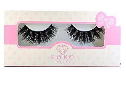 e2a88d91a68 Amazon.com : KoKo Lashes STELLA Wispy Glamour Fake Eyelashes (New Original)  : Everything Else