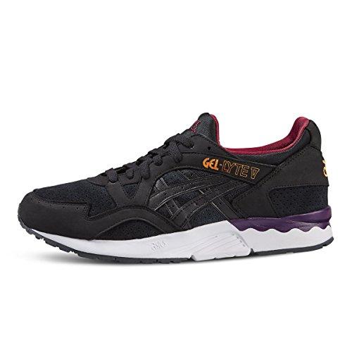 Lyte 5 Sneakers Asics 40 Sunset V Nero Gel Black taglia f8xO5wTq