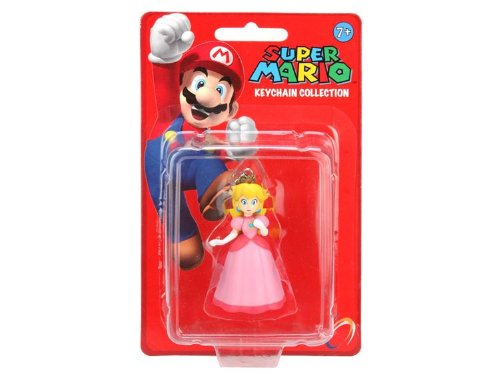 Popco Super Mario Figure Keychain