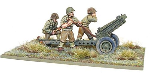 Bolt Action - Us Army 75mm Pack Howitzer Wgb.ai.33 - Warlord Games