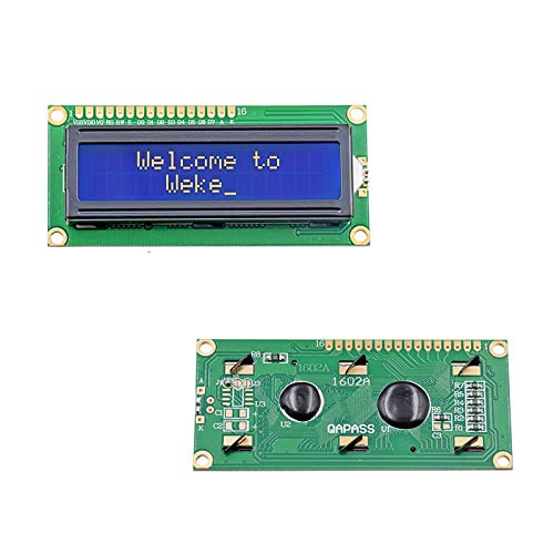 1PCS LCD1602A 1602 Module Green Screen 16x2 Character LCD