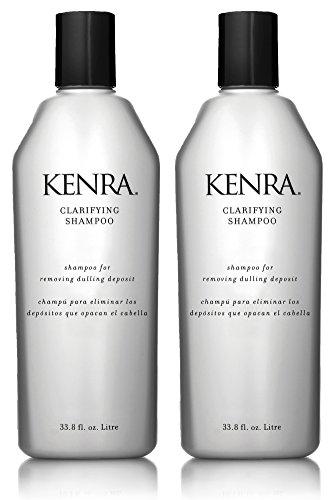 Kenra Clarifying Shampoo, 33.8-Ounce (2-Pack)