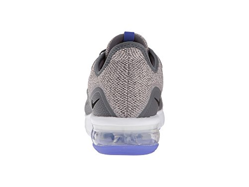 Nike Men's Air Max Sequent 3 Running Shoe (6.5, Dark Grey/Black-Moon Particle) by Nike (Image #2)