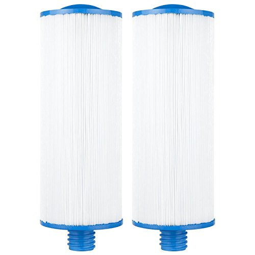 - Clear Choice CCP114 Pool Spa Replacement Cartridge Filter for Dimension One, Saratoga Filter Media, 4-5/8