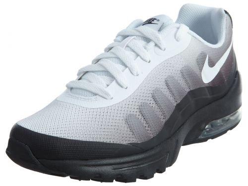 Nike Men's Air Max Invigor Print Running Shoe, Black/White/Cool Grey, 10 M US