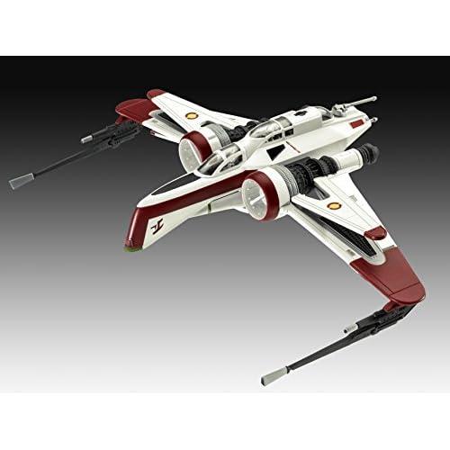 De Star 1Niveles 170 Maqueta Arc En Revell Wars Fighter Escala uTlFJ3K1c5