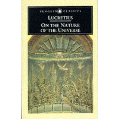 On the Nature of the Universe[ ON THE NATURE OF THE UNIVERSE ] by Lucretius Carus, Titus (Author ) on Dec-01-1994 Paperb