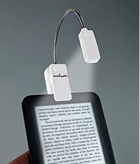 WEDO 2541501 Lámpara LED de lectura para libros electrónicos Negro ...