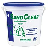 Farnam Home & Garden 10203 SandClear Psyllium Crumbles, Apple Molasses, 3-Lbs. - Quantity 6