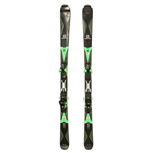 Used 2017 Salomon Xdrive FS 8.0 Mens Skis with Salomon XT12 Bindings A Sale - 168cm