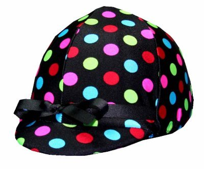 Equestrian Riding Helmet Cover - Dozens to Choose From