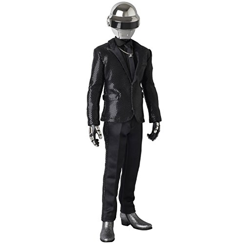 Medicom Daft Punk: Thomas Bangalter Real Action Heroes for sale  Delivered anywhere in USA