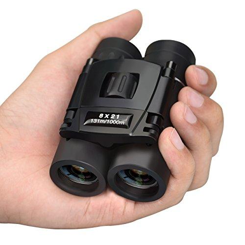 Fixed Focus Wide Angle Binoculars - 8